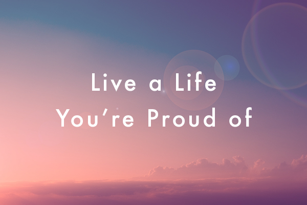 It is NEVER too late or early to have the courage to live a life you're proud of. You can change; start your evolution and become happy with your life.   www.iamru.by #loveyourlife #positivity #livelife #life
