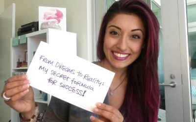 From Dreams to Reality: My Secret Formula for Success!