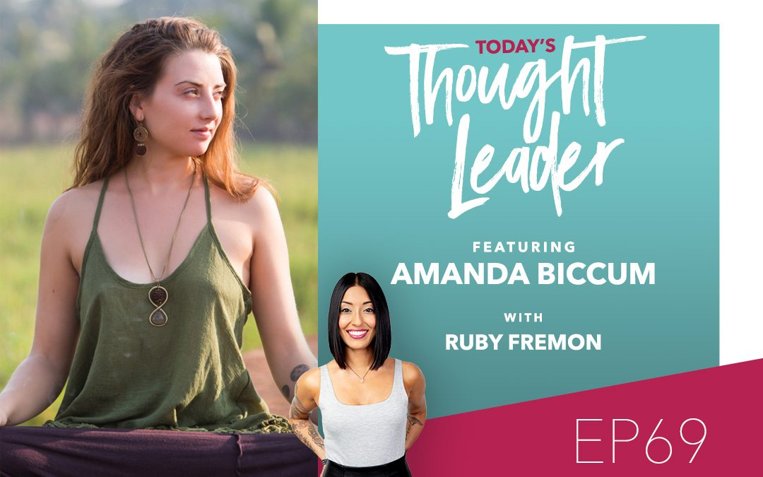 69: Pivoting Your Purpose with Amanda Biccum