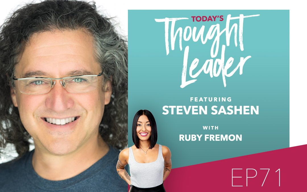 71: Doing the Opposite of What Business Guru's Tell You to Do with Steven Sashen