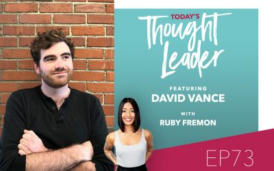 73: Video Content Creation Hacks with David Vance