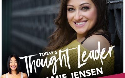 95: Vulnerable Leadership with Jamie Jensen