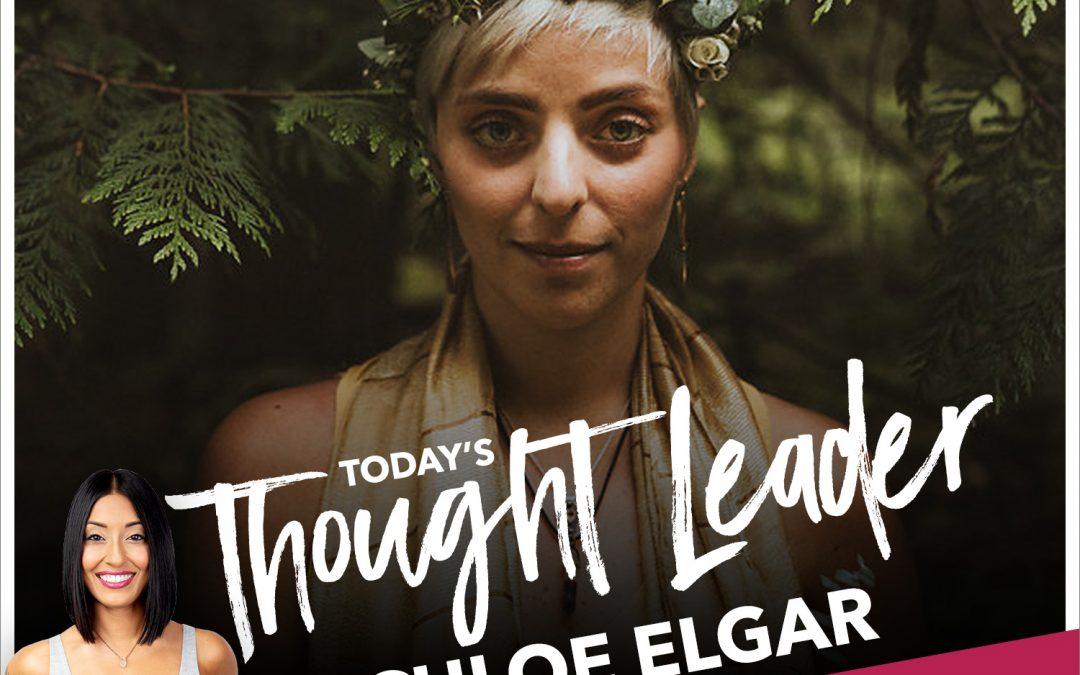 97: We're All Empaths with Chloe Elgar