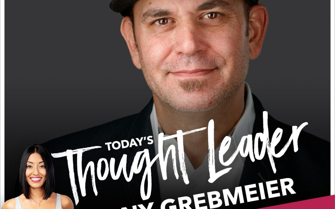 123: Overcome Your Stories with Tony Grebmeier