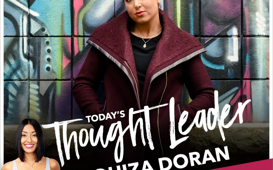 137: A Safe Space Confrontation with Louiza Doran