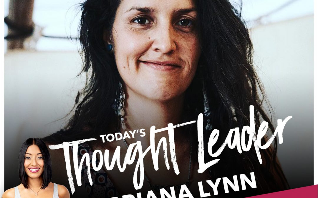 143: The Anxiety of Sharing Your Truth with Briana Lynn Cavion