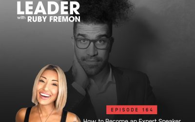 164: How to Become an Expert Speaker with Majeed Mogharreban